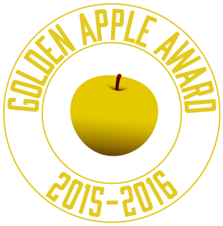 Golden Apple Award 2015-2016-01