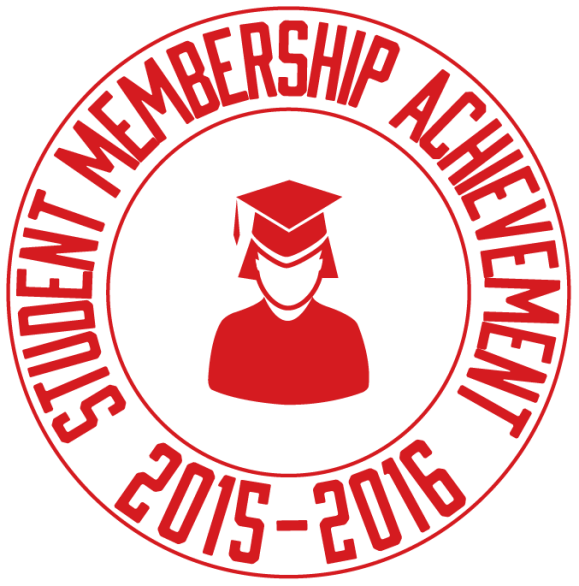 Student Membership Acheivement Award 2015-2016-01