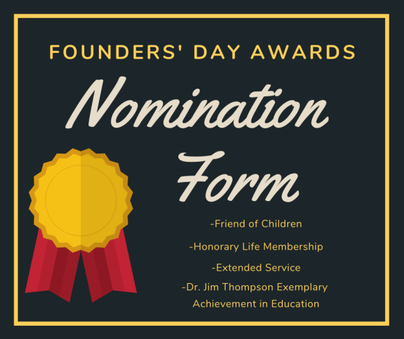 Founders' Day Awards